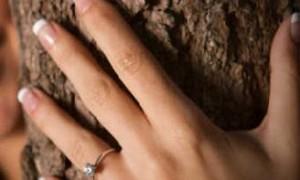 esta mañana desperté con mi anillo de bodas