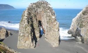 La roca de los enamorados