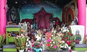 Datos que no sabías de la Santa Muerte
